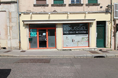 Local commercial Chalon Sur Saone 82 m2